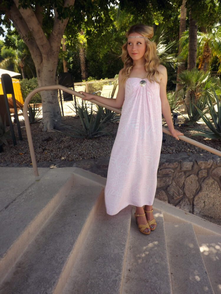 Boho Chic Fashion Blogger
