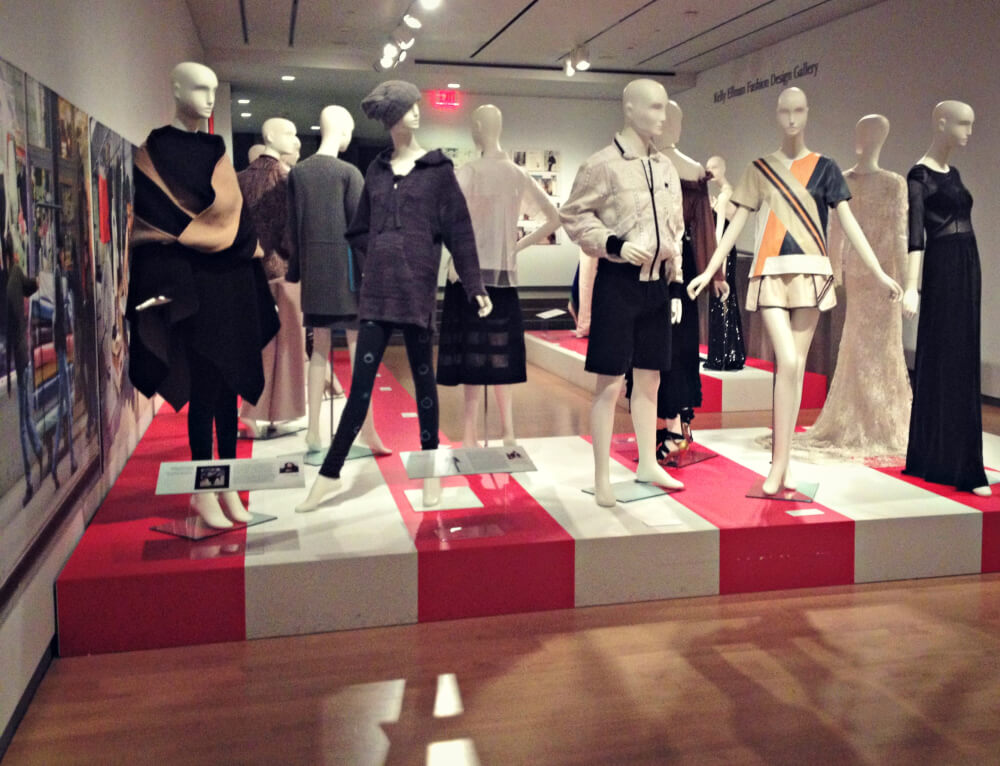 Phoenix Art Museum Promotes Made in America Fashion