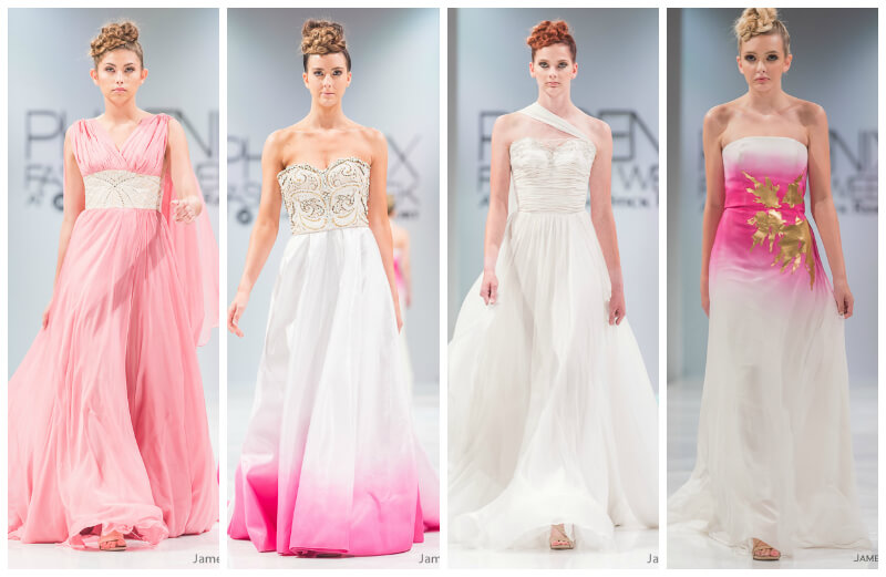 Albert Andrada Phoenix Fashion Week Oscar de las Salas