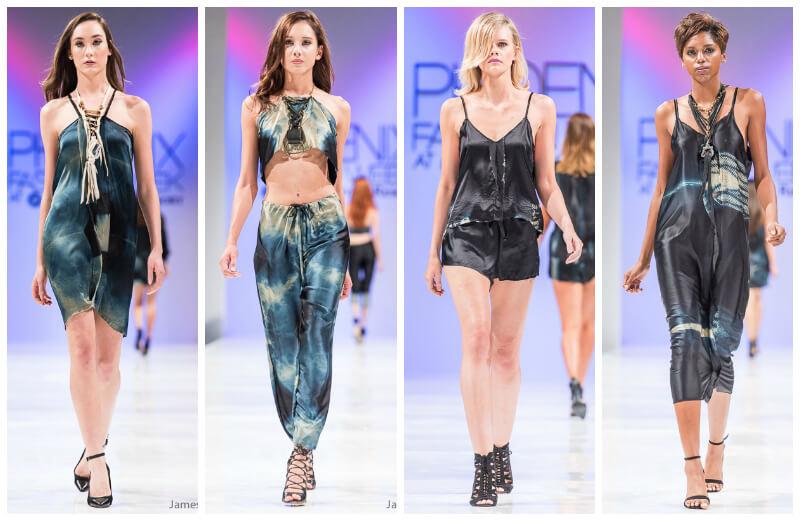 Arae Phoenix Fashion Week Oscar de las Salas