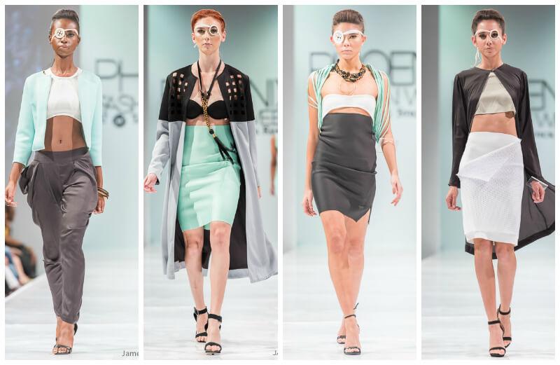 Azmara Asefa Phoenix Fashion Week Oscar de las Salas