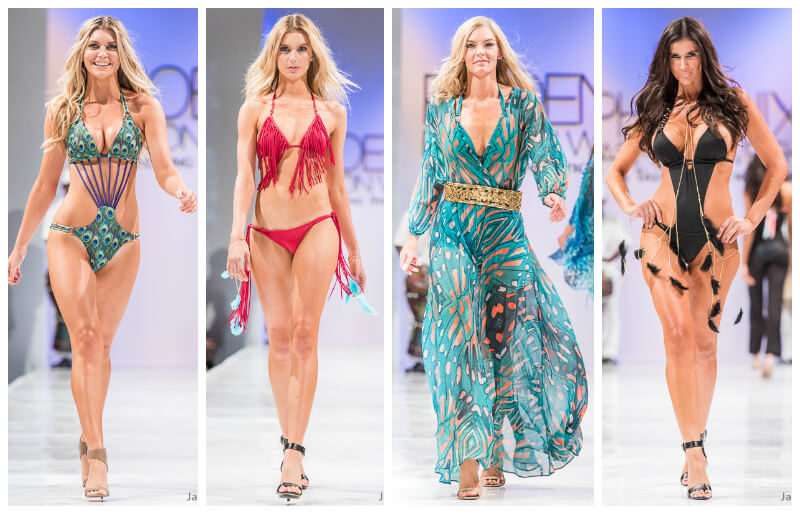 Dolcessa Swimwear Phoenix Fashion Week