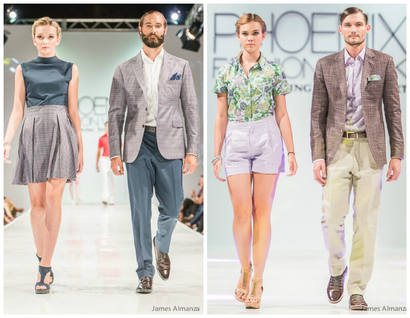 Elevee Fashion Phoenix Fashion Week Oscar de las Salas