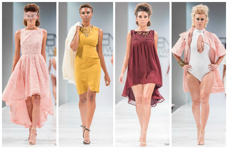 Hues of Ego Phoenix Fashion Week Oscar de las Salas