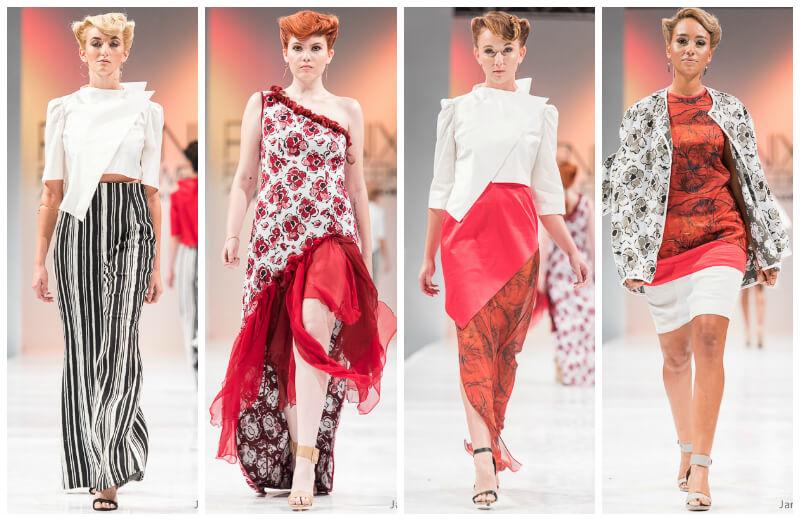 Laura Tanzer Phoenix Fashion Week Oscar de las Salas