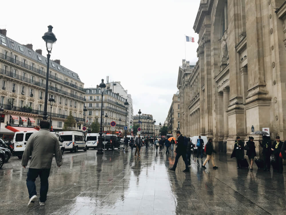 The Everyday Life Of A Fashion Student In Paris