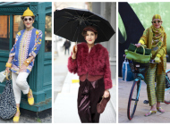 The Art of Dressing – By Advanced Style Star Tziporah Salamon