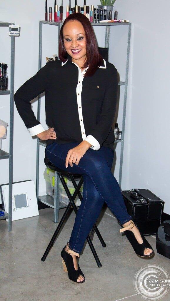 Jalia Pettis Public Image Salon Downtown Phoenix
