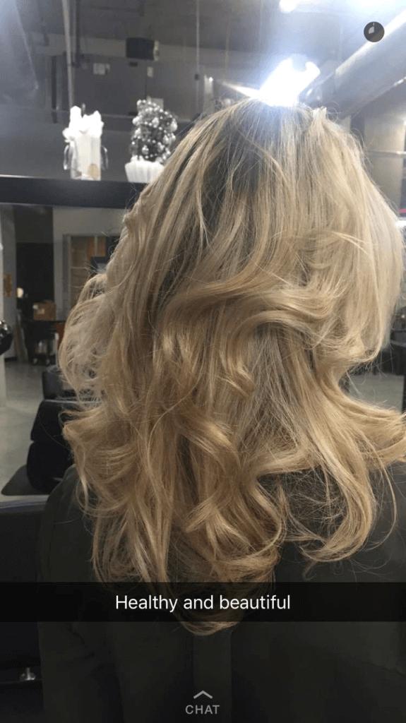 Steam Treatment Hair Public Image Salon Downtown Phoenix