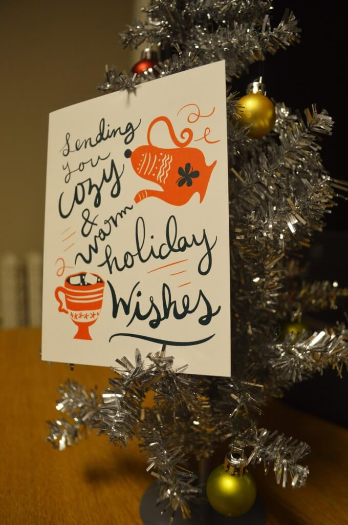 cute holiday card sioux falls