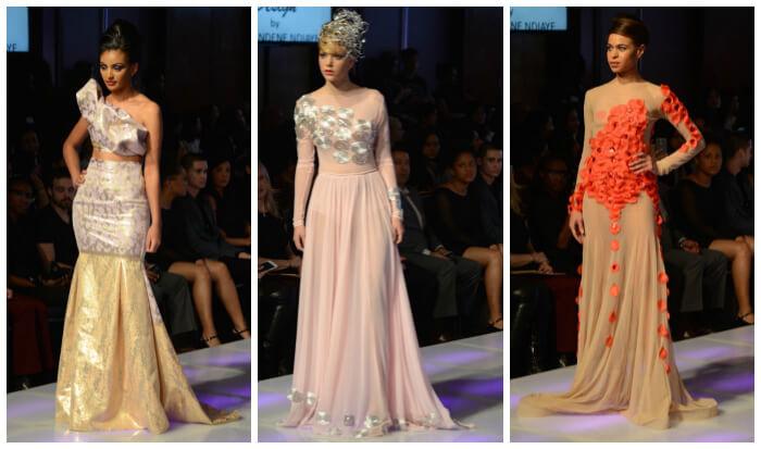 Fatou Ndene Ndiaye NYFW Couture fashion week emerging designer