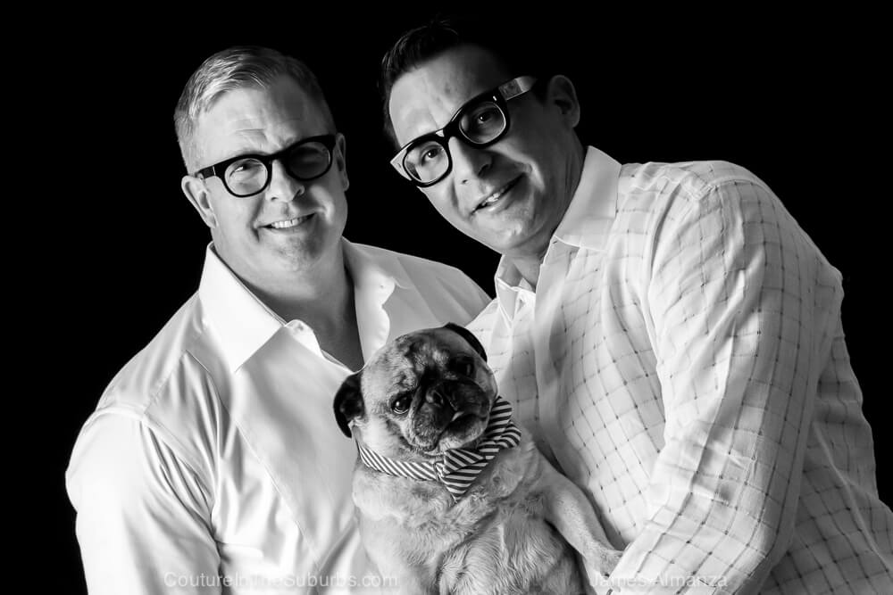Oscar de las salas Gary Jackson Hugo the Pug What Would Oscar Do The White Shirt According to Me Gianfranco Ferre Phoenix Art Museum