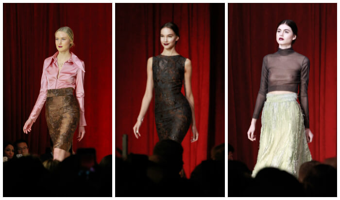 Raul Penaranda New York Fashion Week Independent Designers
