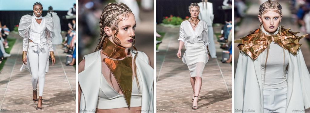 Nuvia Magdahi The White Shirt Spring into Style 2016 Phx Fashion Week