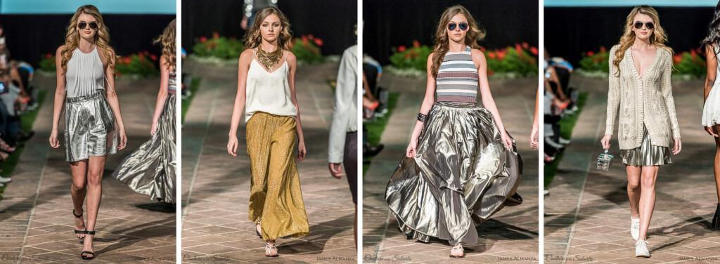 Risa Kostis Spring into Style 2016 Phx fashion Week