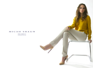 Couture Conversations: The Designer and Visionary Micah Shaun