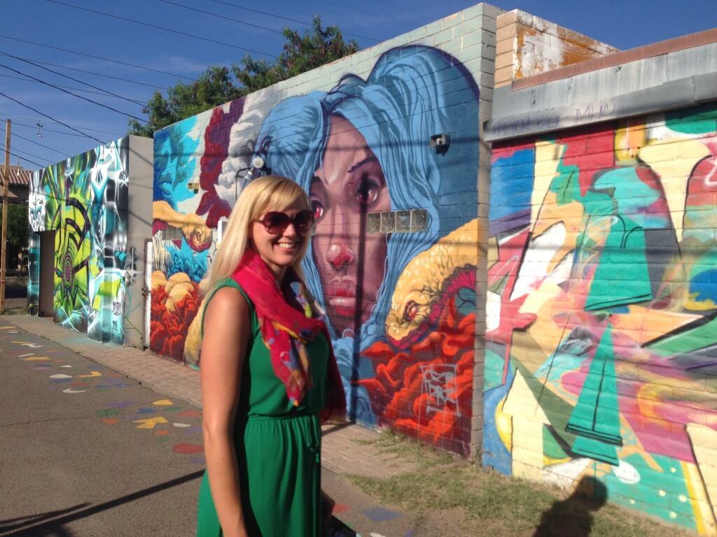 Nicole Royse arizona art curator monorchid phoenix roosevelt row