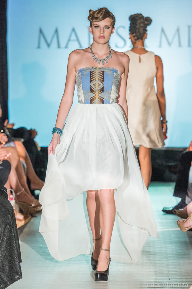 Phoenix Fashion Week 2016 Marisa mike