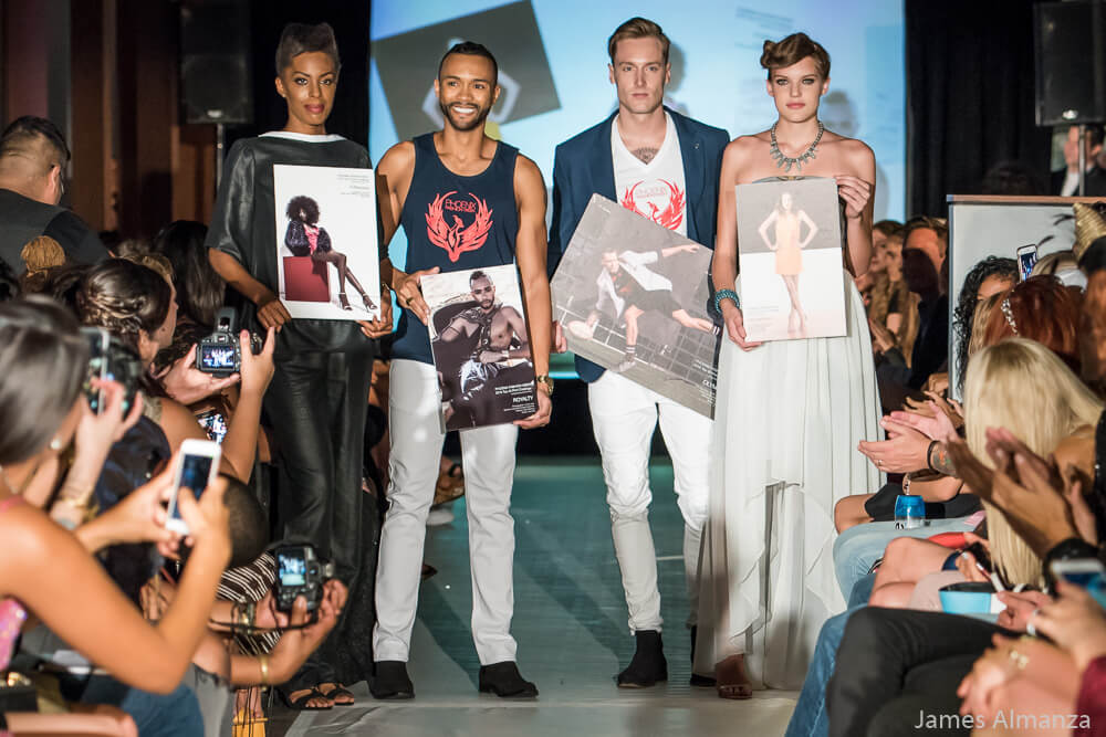 Phoenix Fashion Week 2016 Print Challenge Winners