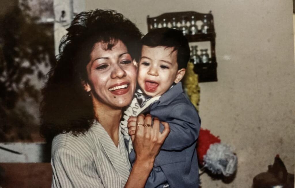 Rafael Santana mom