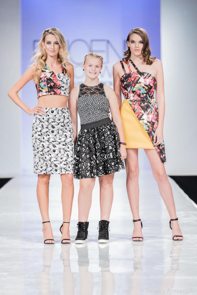 Kelly Callaway Designs Phoenix Fashion Week 2016 Community Designer