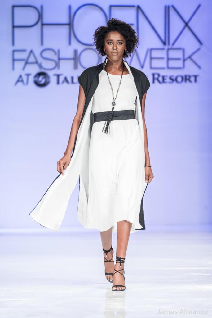 Laura Tanzer Phoenix Fashion Week 2016 contemporary designer of the year