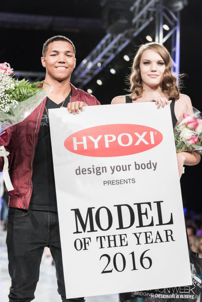 Phoenix Fashion Week 2016 Model of the Year Winners
