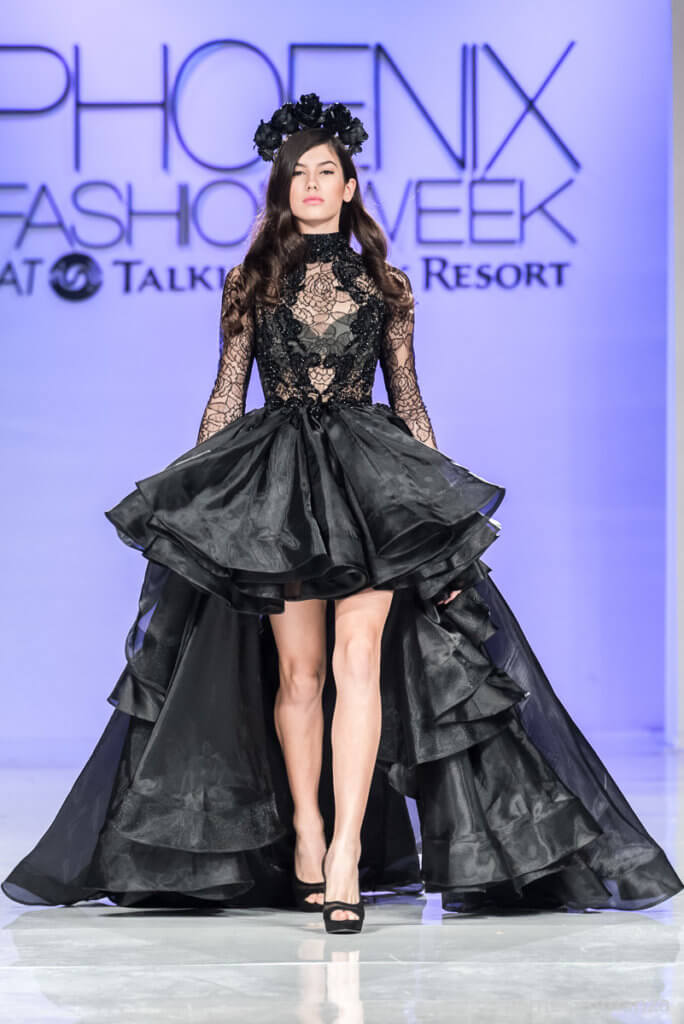 Yas Couture phoenix fashion week 2016