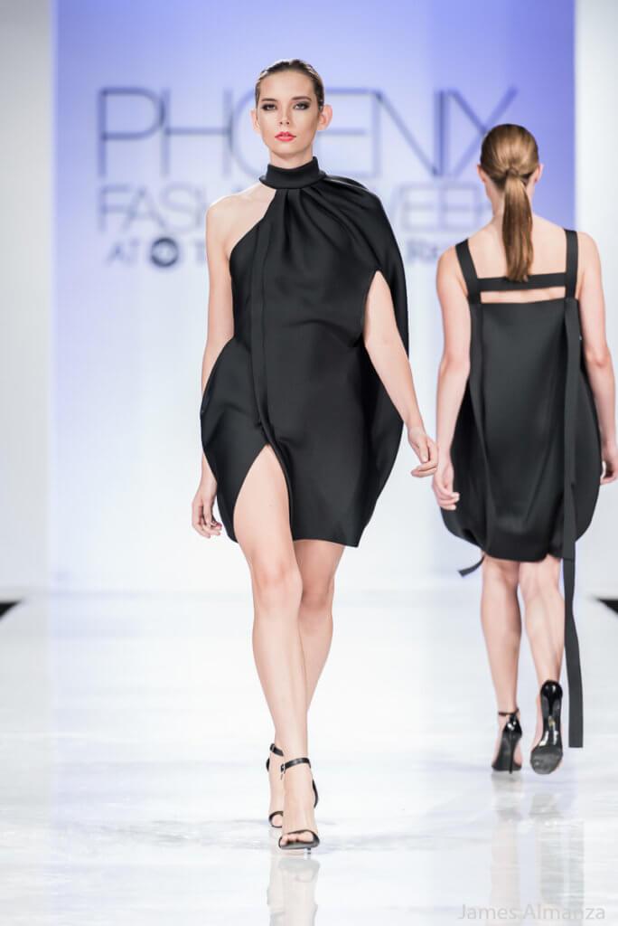Alejandra Inzunza Phoenix Fashion Week 2016 Art Institute of Phoenix