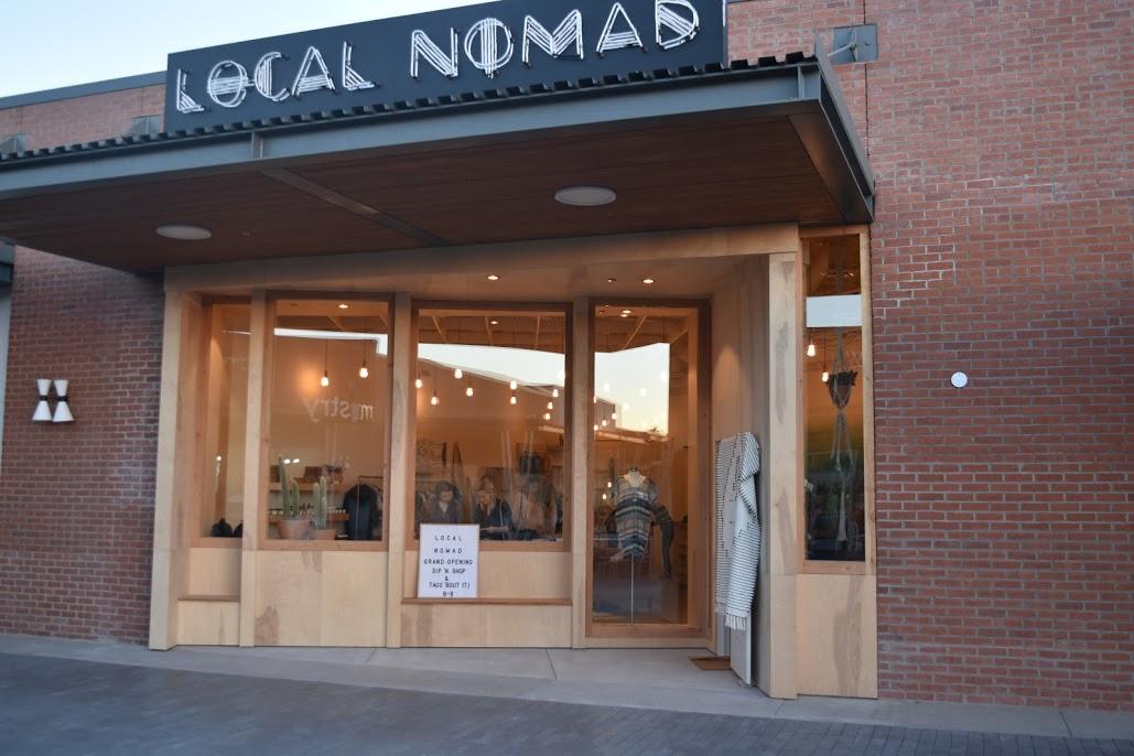 Local Nomad Exterior
