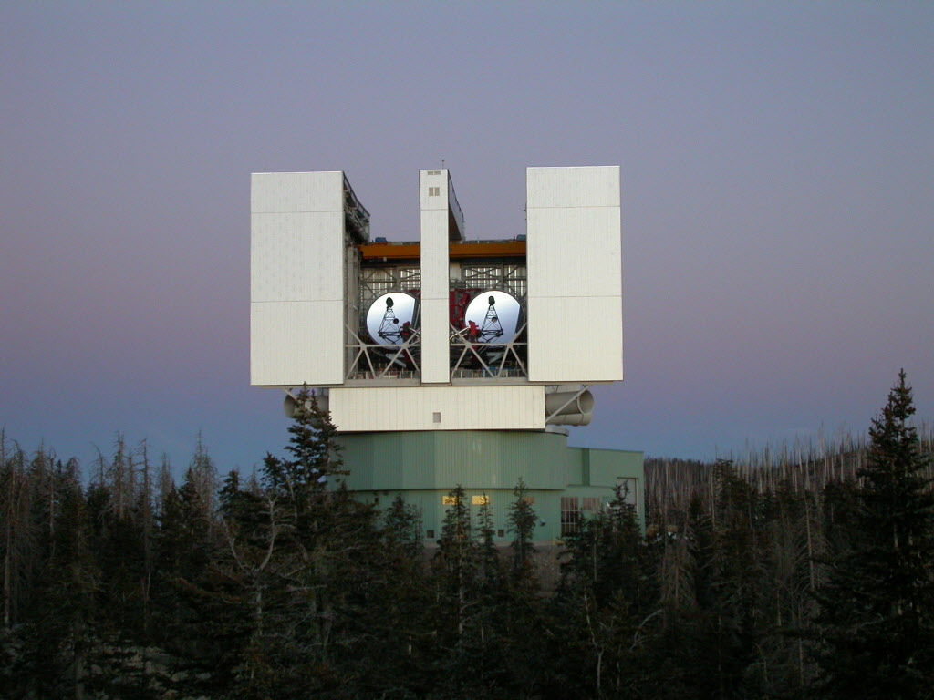 Mount Graham International Observatory